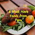 8 Must Have Foods from Peru