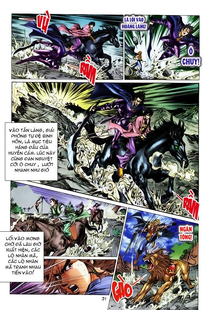 Đại Đường Uy Long chapter 50 trang 31