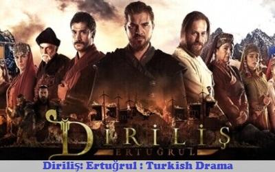 Dirilis Ertugrul (Resurrection Ertugrul) Synopsis And Cast: Turkish