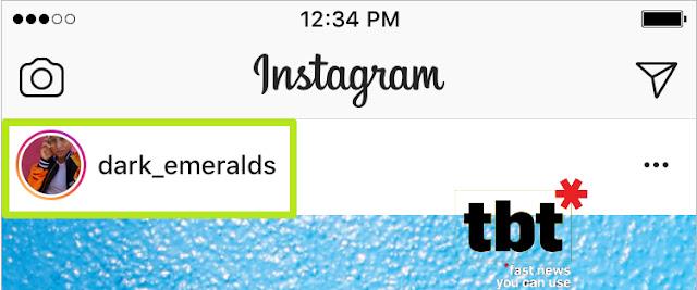 Cara Membungkam Orang ( Mute ) di Instagram