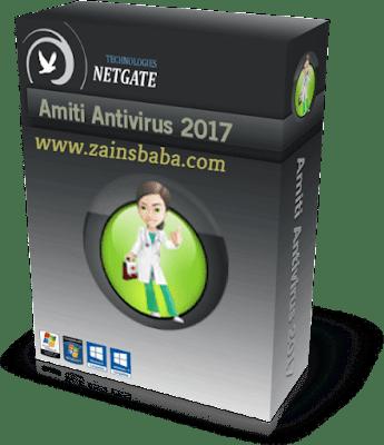 NetGate Amiti Antivirus 24.0.710 + Patch Latest – 2018