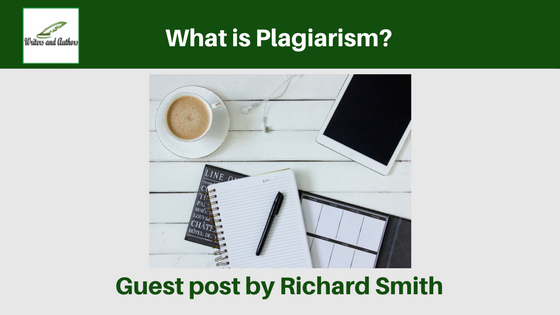 What is Plagiarism? Guest post by Richard Smith