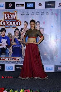 Actress Akshara Haasan Stills in Skirt and Blouse at Laali Ki Shaadi Mein Laddoo Deewana Trailer Launch  0003.jpg