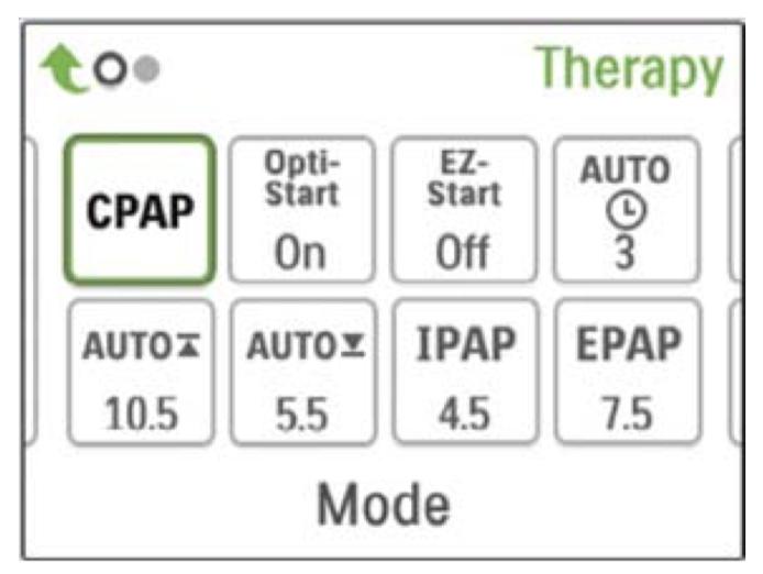Funkcja EZ-Start  i Opti-Start w aparacie Philips Dreamstation