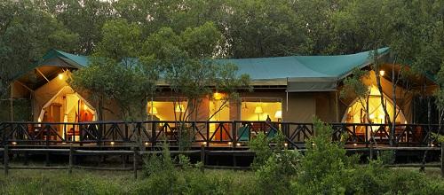 Fairmont Mara Safari Club Masai Mara (Reserva Nacional Masai Mara, Kenya)