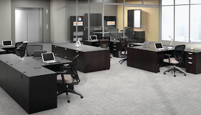 Offices To Go Superior Laminate Desks