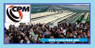 Cari Loker 2019 - Loker Perusahaan PT CPM Indonesia Terbaru Tahun 2019