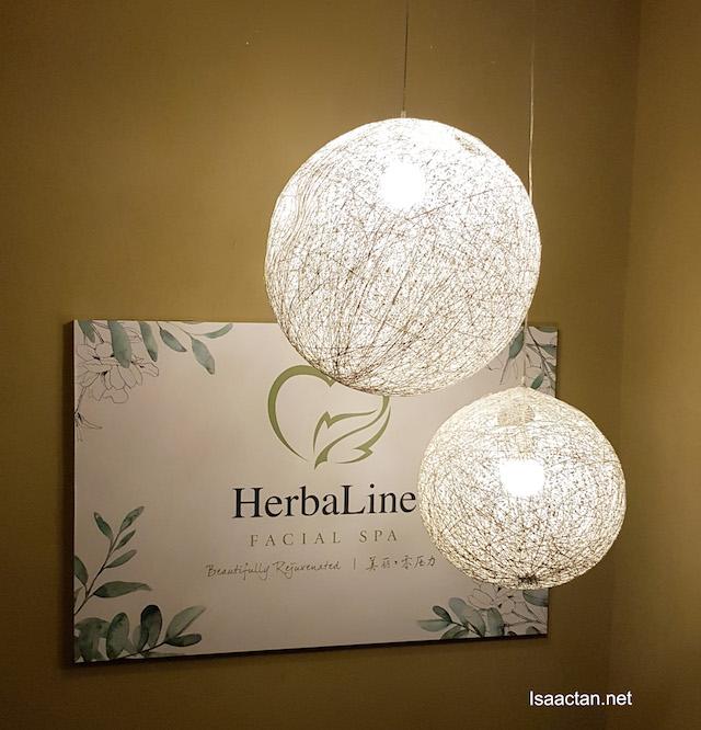 HerbaLine Facial Spa