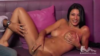 Sofia Cucci: fuck a fan 11