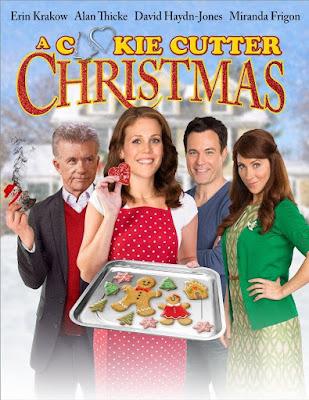 A Cookie Cutter Christmas (TV) 2014 DVD Custom NTSC Latino