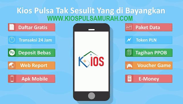Portal Kios Pulsa
