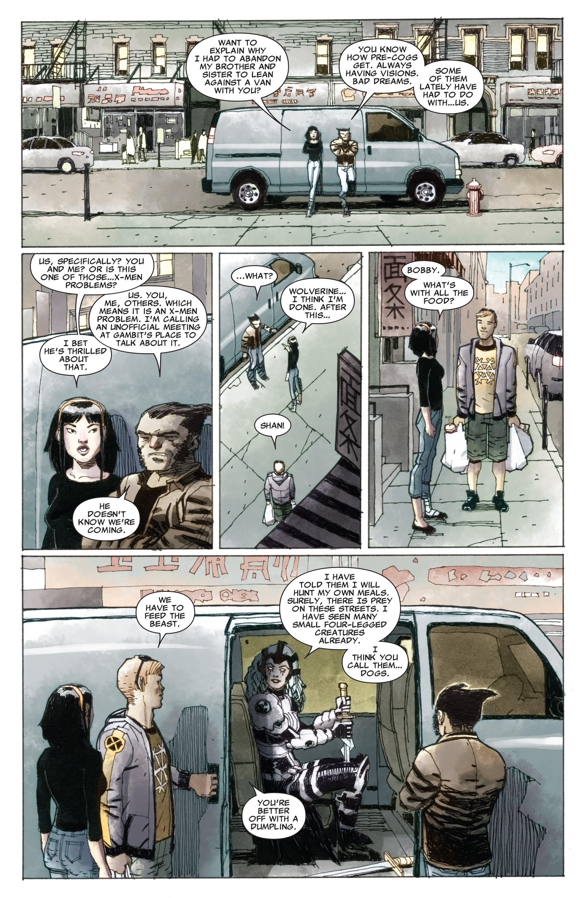 Read online Astonishing X-Men (2004) comic -  Issue #52 - 14