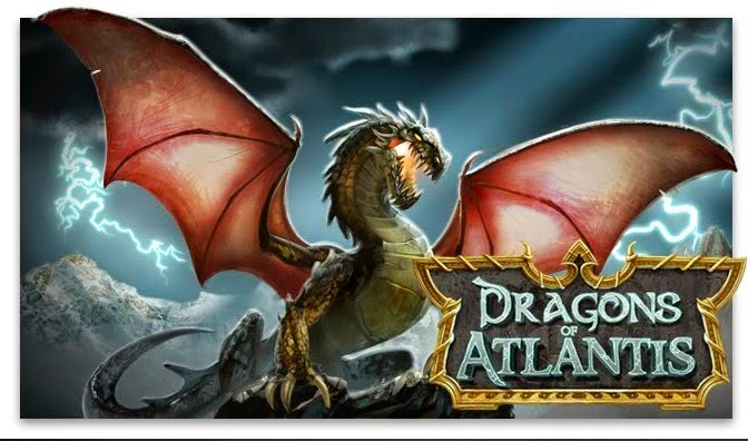 Dragons of Atlantis PC game crack Download