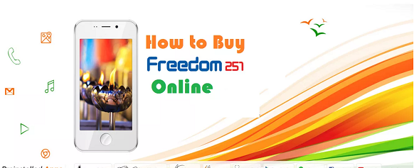 Freedom 251 Buy Now
