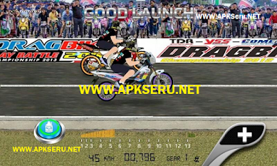 Download Game DRag Bike Mod Indonesia