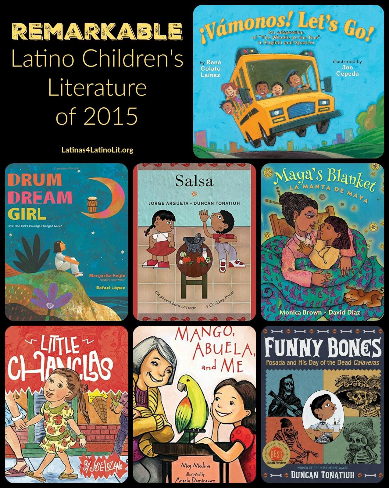 Mommy Maestra: L4LL's Remarkable Latino Children's Books ...