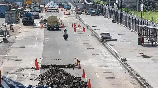 Sri Mulyani Siapkan Dana Infrastruktur Rp 387 T, Ini Proyeknya