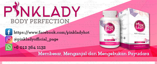 Tempahan Design Blog Pink Lady Body Perfection