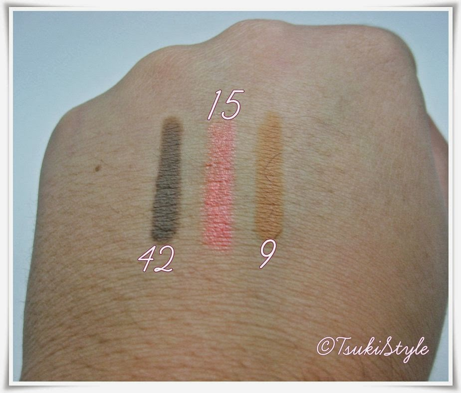 play 101 pencil etude house swatches