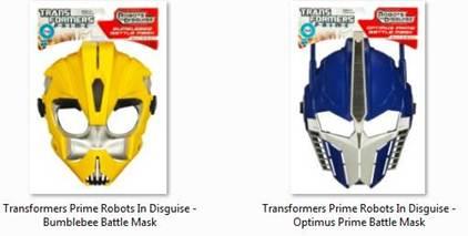 Transformers CybertronCon 2012 Exclusive Merchandise