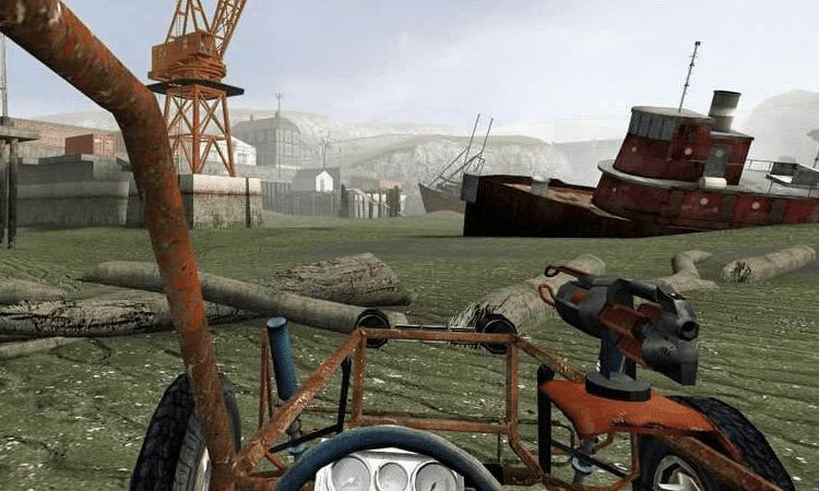تحميل لعبة هاف لايف Half Life 2 للكمبيوتر
