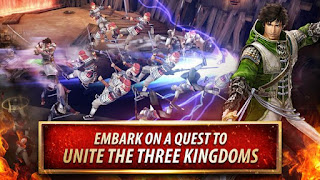 Game Dynasty Warriors:Unleashed V1.0.0.5 Apk4