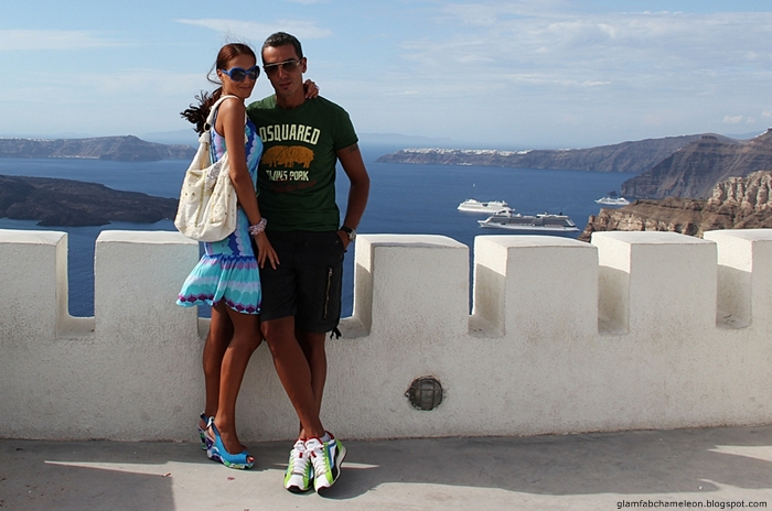 what to do in Santorini tips for couples