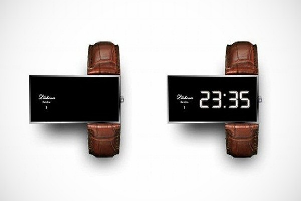 Numero 1 Watch by Oriol Llahona