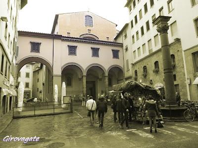 Corridoio Vasariano Firenze