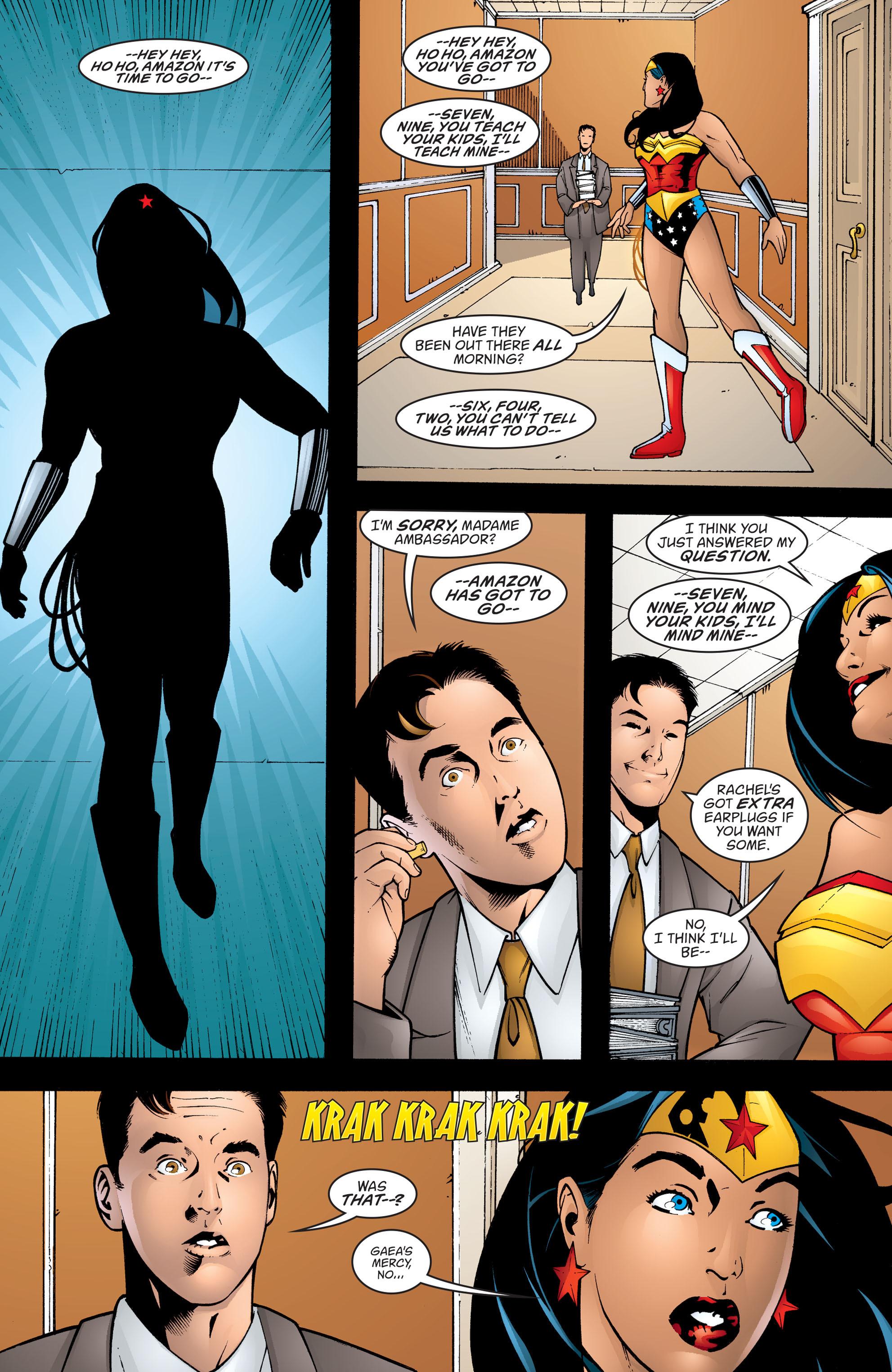 Read online Wonder Woman (1987) comic -  Issue #199 - 20