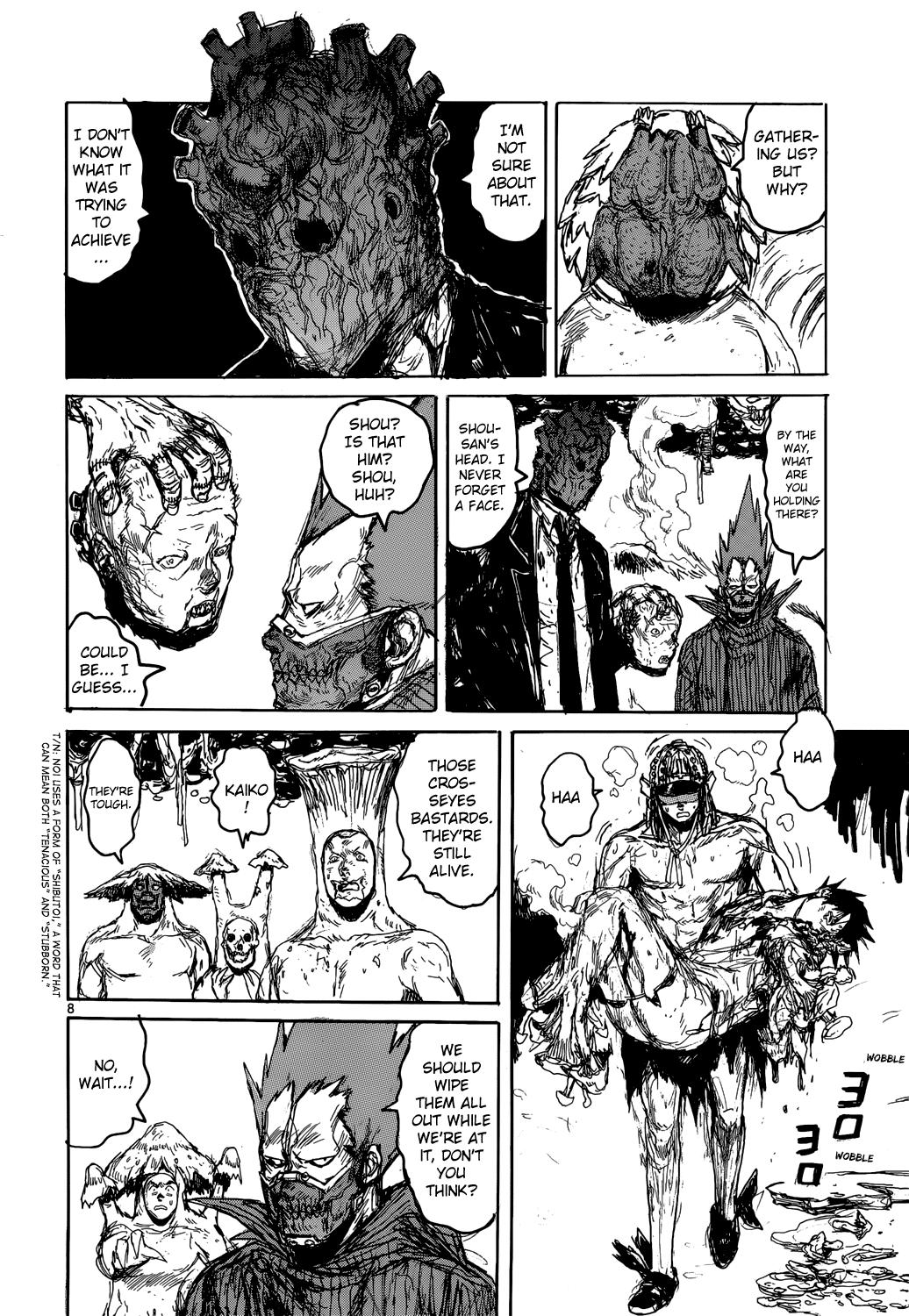 Dorohedoro - Chapter 156