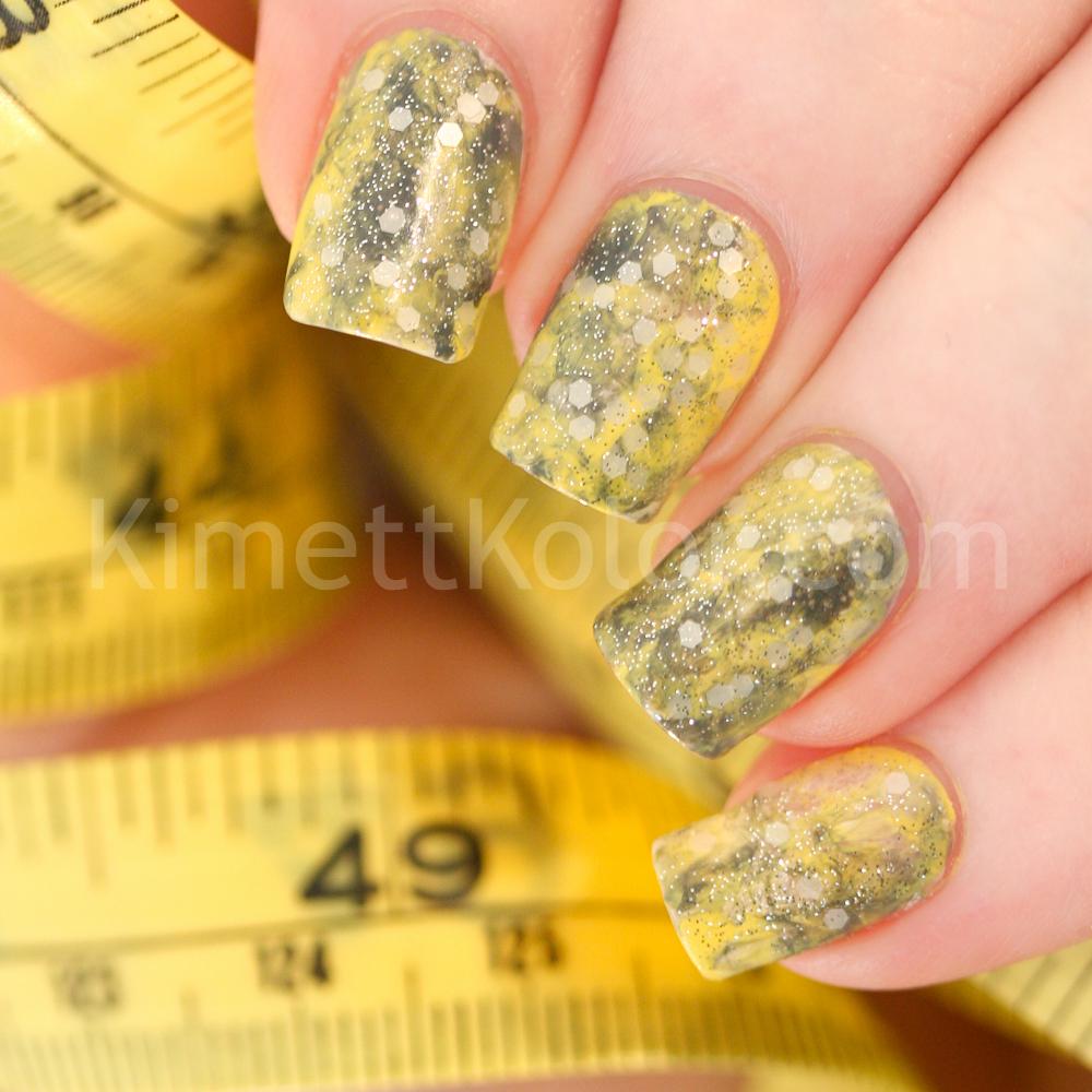 Yellow and gray smoosh and glitter kimett kolor yellow and gray smoosh and glitter prinsesfo Gallery