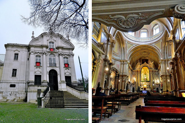 Igreja de Santo Antônio de Lisboa