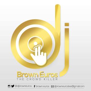 DJ  BROWN  EUROS - AFRO CHALE ( Mixtape Audio MP3)