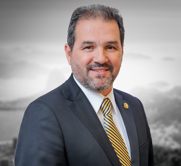 Senador Eduardo Lopes (PRB-RJ)