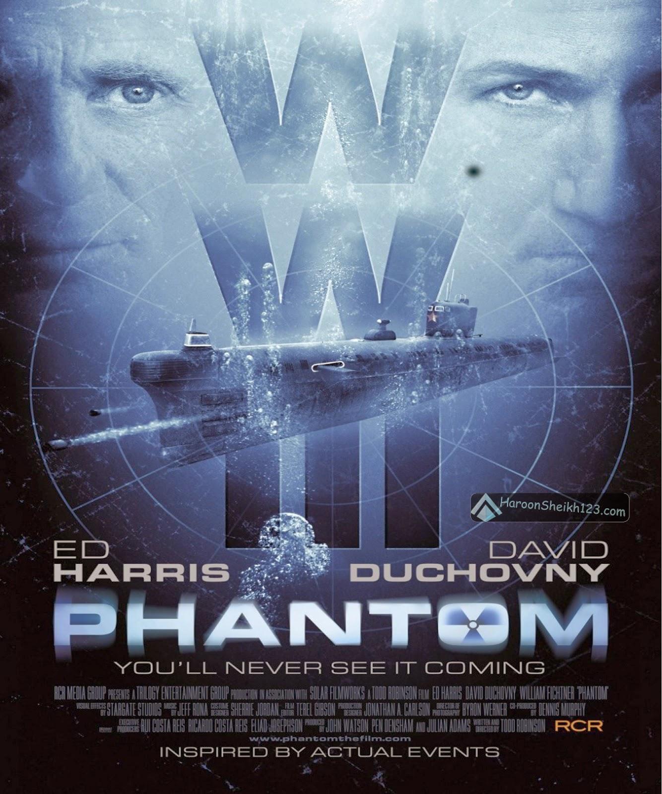 Phantom 2013 Hindi Dubbed Movie Watch Online | Watch Indian