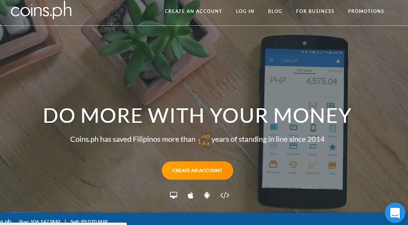 Coins.Ph: Earn by Conveniently Paying Your Bills!