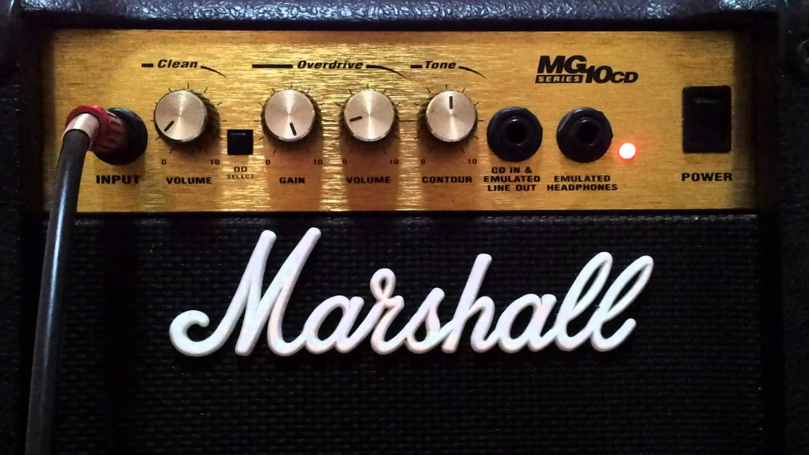 Marshall Mg10 Modification Guitar Dreamer Mg Cab Wiring Diagram Heres The Inside Of Old Mg10cd Model