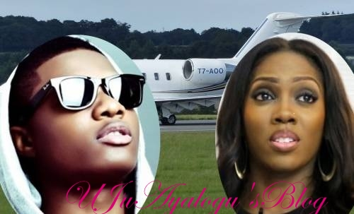 Bags Belonging To Wizkid & Tiwa Savage Stolen In Side Plane As Bandits Robs The Private Jet Carrying Them