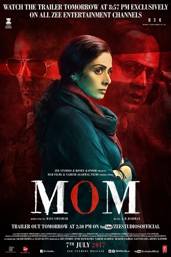 Mom 2017 Hindi 480p HDTV 350mb