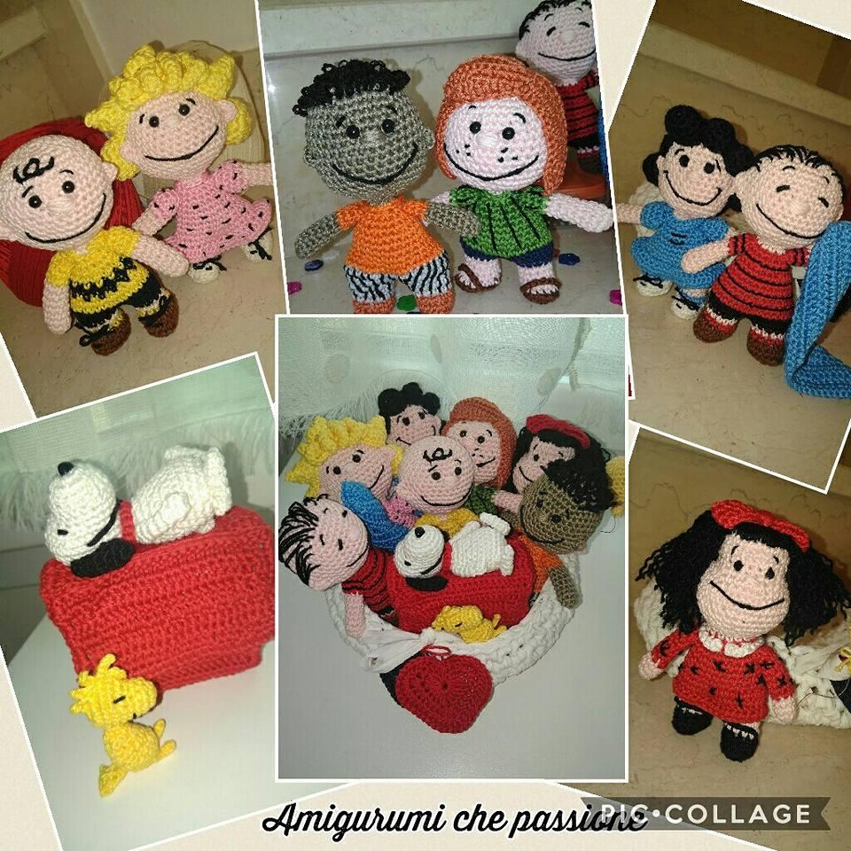 Schema amigurumi all'uncinetto di Snoopy Tributo Peanuts | Etsy | 960x960