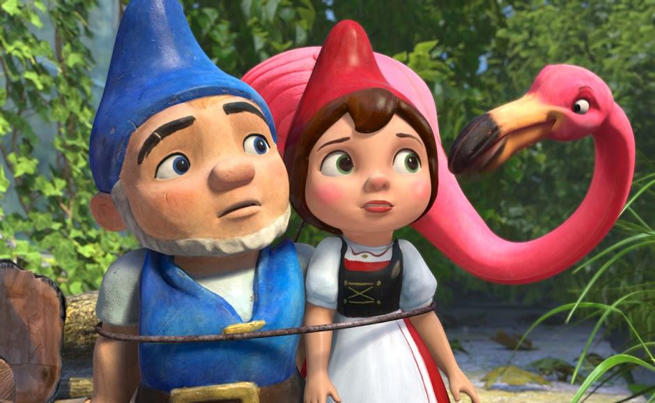 Gnomeu & Julieta: