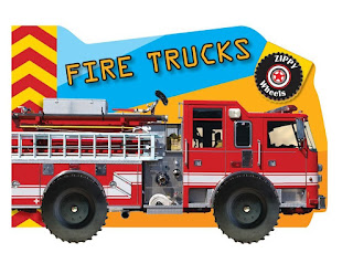 Zippy Wheels: Fire Trucks