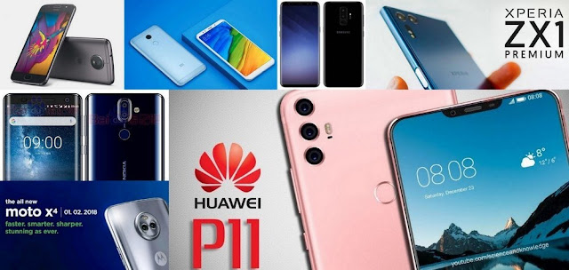 Top 7 Upcoming Smartphones Launching In February 2018