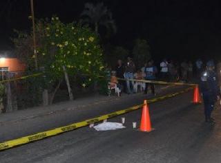 Tiran a bebe en La Posta, municipio de La Antigua