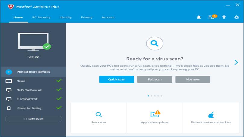 free download mcafee antivirus for windows 10 64 bit