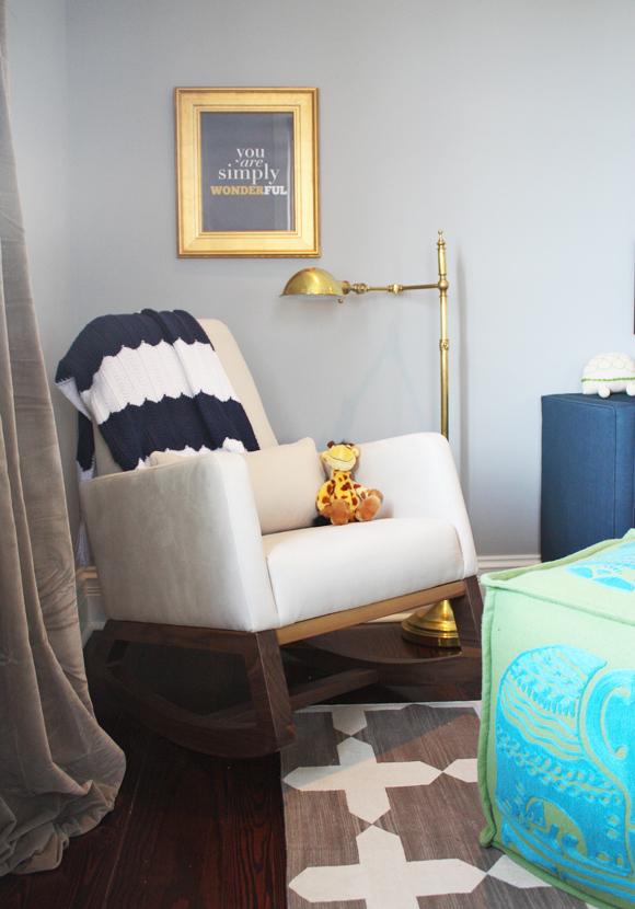 Cute Baby Boy Rooms: I Heart Pears: Sophisticated Boy Nursery