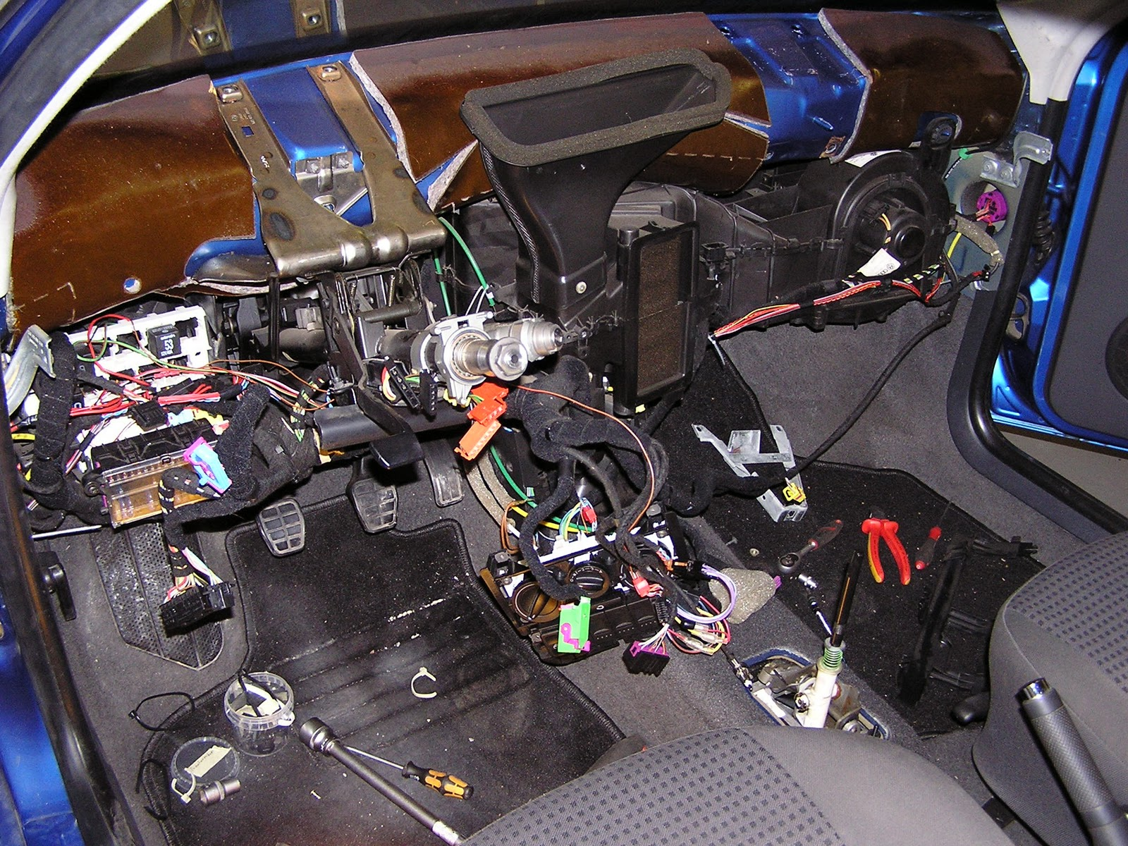 Zpm Zero Polo Mobil - Elektro Vw Polo: Heizung, Batteriemonitor Und