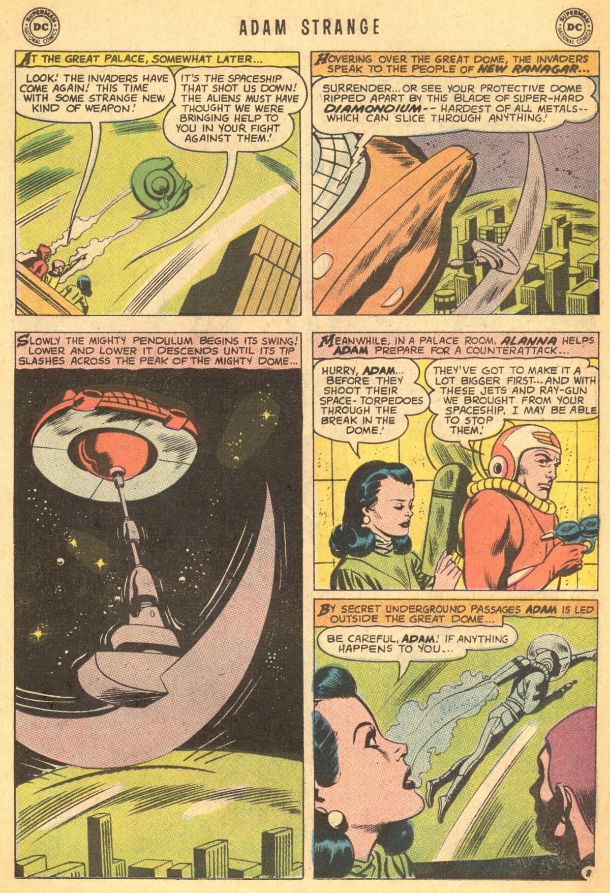 Strange Adventures (1950) issue 218 - Page 11