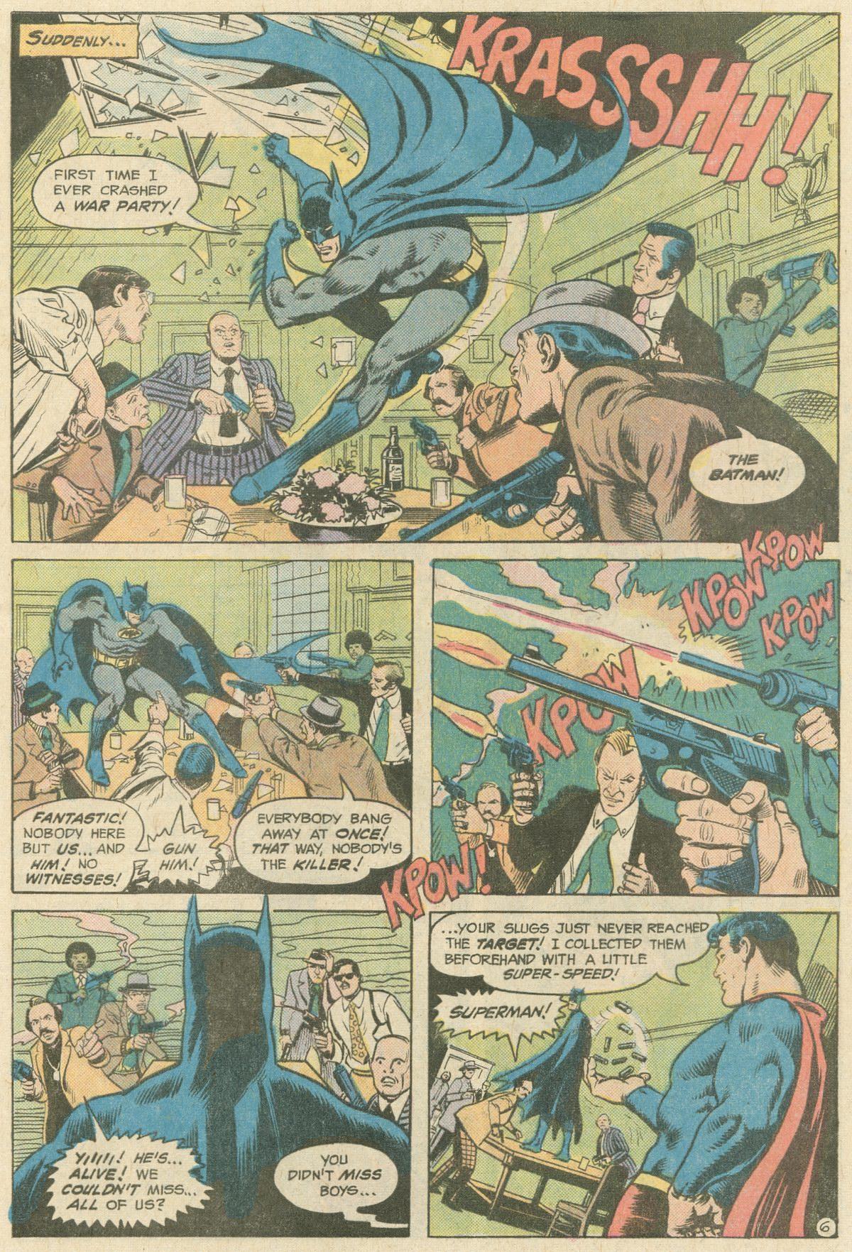 Read online World's Finest Comics comic -  Issue #244 - 9
